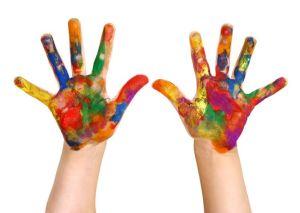 art-classes hands
