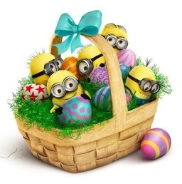 easter-minions