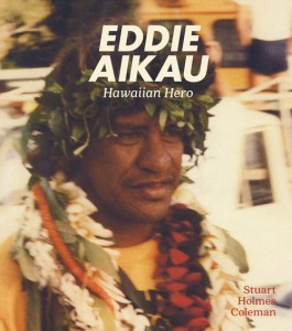 Eddie Aikau Hawaiian Hero book cover