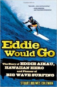 Eddie would Go book cover