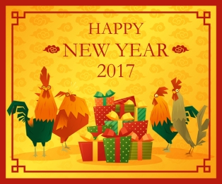 happy-new-year-2017-background-with-rooster-vector-05