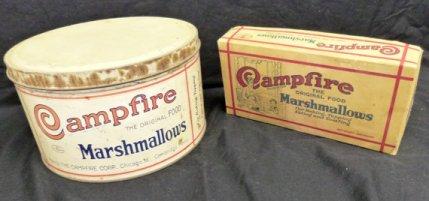 marshmallow tins