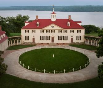 Mt. Vernon house