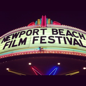 Newport Film poster