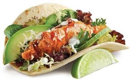 rubios soy fish taco