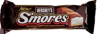 smores candy bar