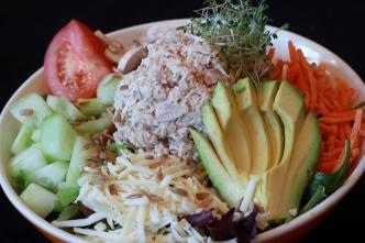 the tito avocado classic salad