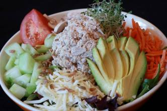 the tito avocado classic salad
