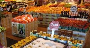 wf produce sale