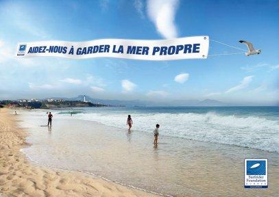 Fr. Keep Ocean Clean