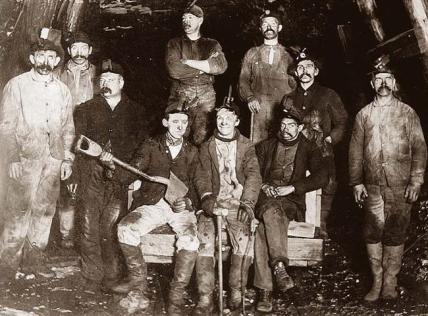 miners-Coal