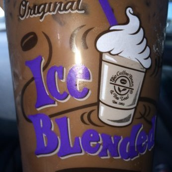 blended iced drinks cb