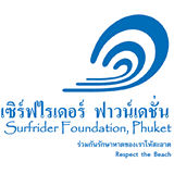 Surfrider Thai logo