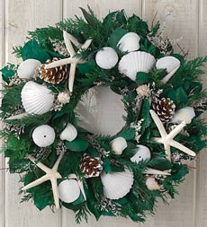 wreath shell
