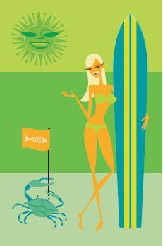 SHAG_Towel_-_Green_Surfer