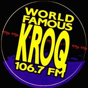 KROQ radio