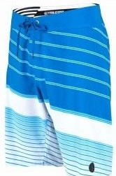 Lido slash stripe boardshorts