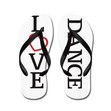 dance and flip flops