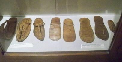 Egyptian flip-flops