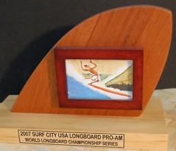 longboard trophy