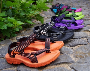 Tevas all in a row