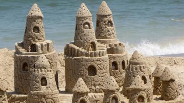 open sandcastle