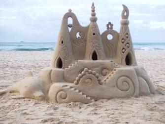 sand castle bahamas