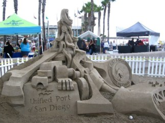 the-port-of-san-diego-is-sponsor-of-the-yearly-festival-home-of-the-famous-imperial-beach-sandcastle-competition-this-sculpture-was-created-by-sand-master-kirk-rademaker