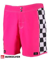 Echo Beach QS boardshorts
