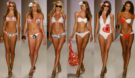 Ladies Swimwear-Runway Show