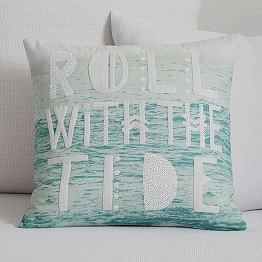 roll with the tide pillow KS