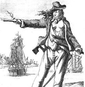 Pirate Anne Bonney A