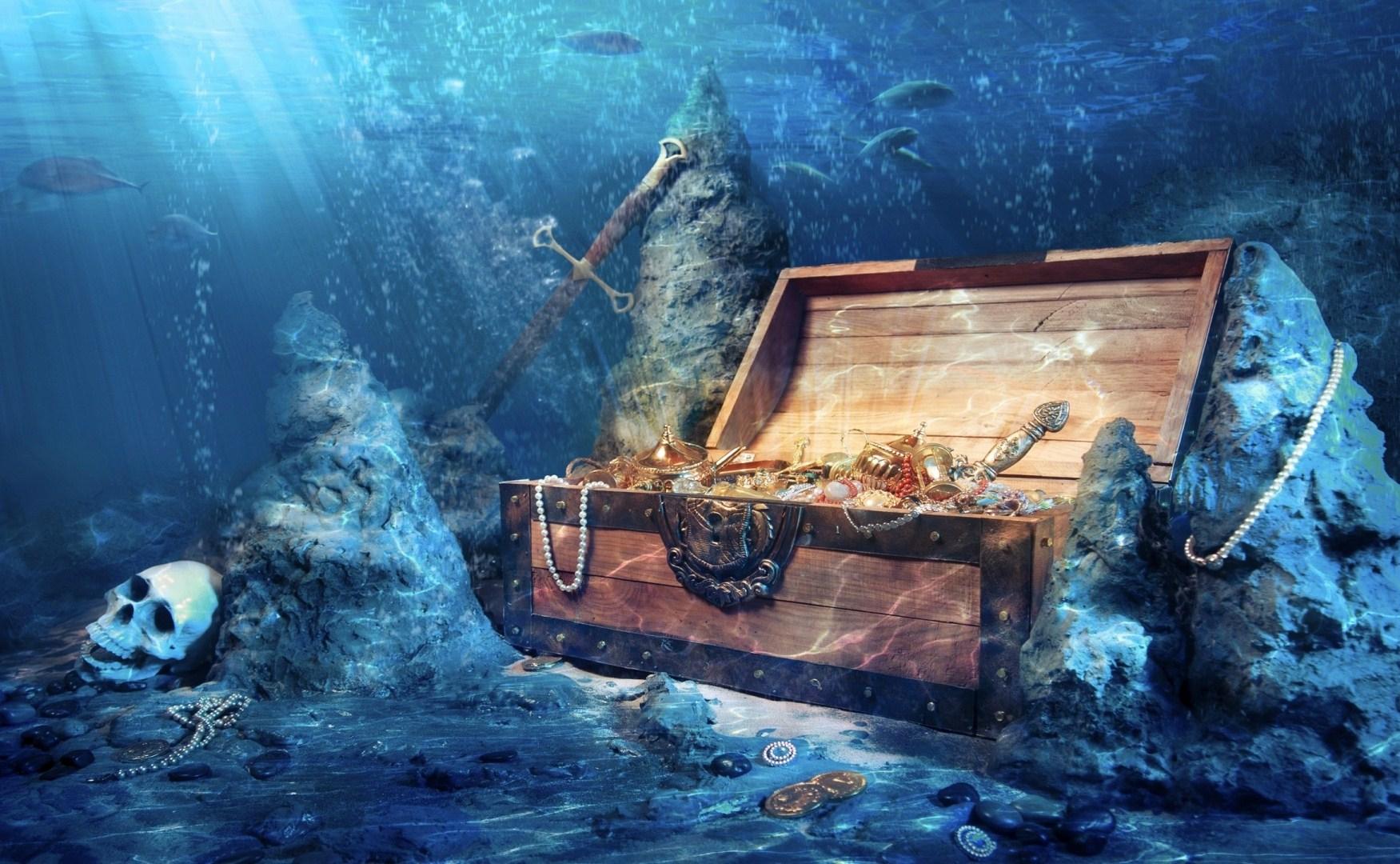 Treasure Of The Sea