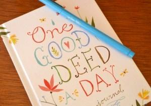 good deed2