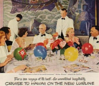 1949-matson-cruise-line-lurine-captains-table
