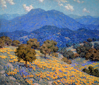 Poppies Granville Redmond