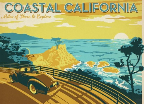 Coastal-California-National-Park-Map-Poster
