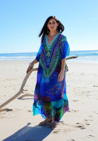 Feathers-Silk-Maxi-Kaftan-002