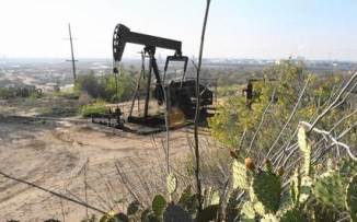 oil well in banning ranch