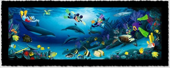 wyland-disney-collection